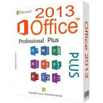 Office Professional Plus 2013 Chave Original !