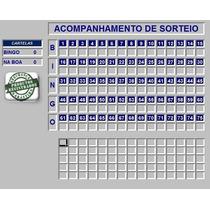 Bingo Em Excel - Gera Até 1500 Cartelas