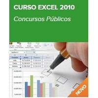 Curso De Excel 2010 Concursos Públicos Com 25 Video Aulas