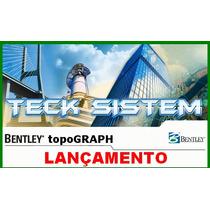 Topograph V8i Bentley - Completo Em Português