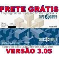 Topograph 98se + Georref + Cpe Transfer + Frete Grátis