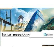 Topograph V8i - Bentley - Portugues