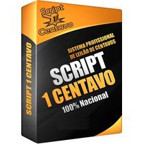 Novo Script De Leilão De 1 Centavo - Produto Original 2016