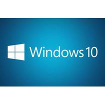 Microsoft Windows 10 Br Pro 32 64 Bits