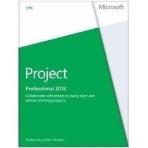 Project Pro 2013 Pt-br 32 Bits/64 Bits - Ativação On-line