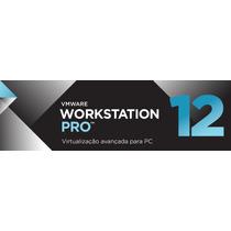 Vmware Workstation 12 Pro - X32 E X64 Original