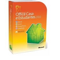Office Home And Student 2010 - Word/excel/p Point/one Note