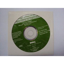 Cd Windows Xp Professional Service Pack 2 - Dell Lacrado
