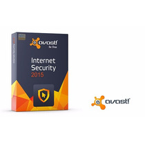 Avast Internet Security 2015 Licença /serial/chave Original