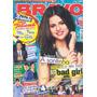 Revista Bravo 327: Selena Gomez / Robert Pattinson / Sum 41