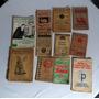 Homeopatia Lote Manual Folhetos Antigo Propaganda