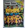 Fatos E Fotos Futebol Bicampeão Revista Especial 1962