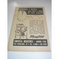 ( L - 290/ G ) Propaganda Antiga Maquina Lavar Maytaq 1941