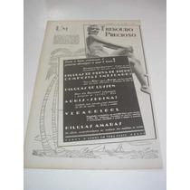 ( L - 290/ G ) Propaganda Antiga Remédios Diversos 1939