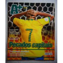 A+ Revista O Lance Futebol 7 Pecados Capitais
