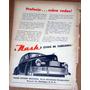 Propaganda Carro Nash 600 Anos 40 - Original De Época