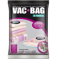 Saco A Vácuo Protetor E Organizador- Vac Bag 110 X100 Ordene