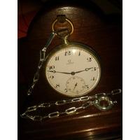 Raríssimo Relógio Omega Pocket Watch 15 Jewels - Swiss/1945