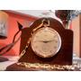 Raríssimo Relógio Levis Plaquê Ouro 15 Rubis - Swiss/1950
