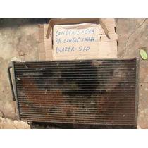 Condenssador Ar Condicionado S10 Blazer Vortec Motor V6