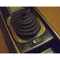 Botão / Interruptor Milha Preto P/ Console Ford Maverick