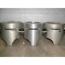 Pistao Motor V8 283 Metal Leve E 230 6 Cilindros Chevrolet G
