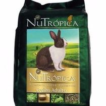 Ração Nutropica Coelho Adulto - 5kg