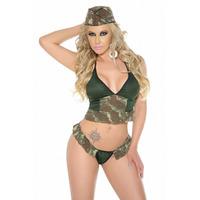 Fantasia Recruta 2- Sensual, Sexy, Feminina, Mulher, Erótica