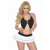 Fantasia Gangster - Sensual, Sexy, Feminina, Mulher