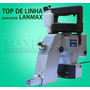 Máquina Costura Fechar Boca Sacaria Saco Portátil Lanmax 110