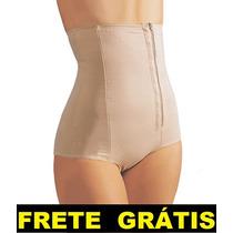 Cinta Forte Compressão Aperta Barriga Calcinha Frete Grátis