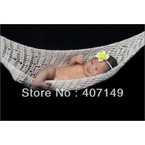 Rede Bebê Newborn Ensaio Fotográfico Prop