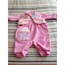 Macacão Infantil Para Bebês - Sonho Meu - Tamanho Rn!