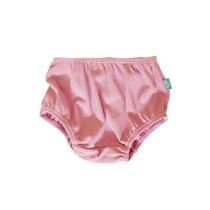 Calcinha Para Bebê Infantil Rosa Simples - Bebê Delícia