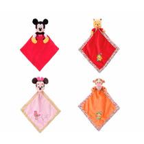 Paninho Naninha Disney Vários Modelos Solicite - Buba Toys