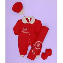 Saida De Maternidade Bebe - Enxoval De Bebe - Infantil