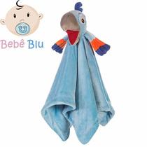 Bebê Naninha Paninho Pelúcia Dormir Enxoval Infantil Luxo