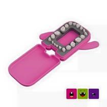 Porta Dentes Infantil De Leite Album Dental Frete + Barato