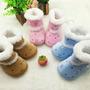 Sapatinhos De Bebê Para O Inverno (produto Importado)