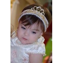 Tiara Princesa Para Bebê