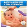 Bebê Rede Proteção Banho Banheira Conforto Segurança Higiene