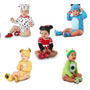 Roupa Disney - 101 Dálmatas - Bebe Reborn -roupa Bebê