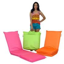 Colchonete - Futon - Cadeira- Esteira- 3 Pads