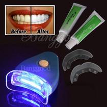 Kit White Light Clareador De Dentes Led Pronta Entrega