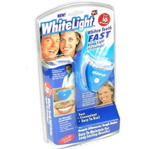 Kit Clareador De Dentes White Light