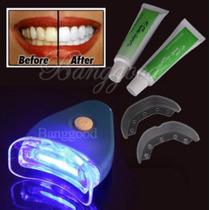 Clareador Branqueador Dental Gel Whitelight Dente Branco