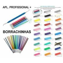 Borrachinha De Aparelho 1.000un.+aplicador