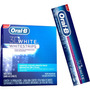 Clareador Dental 3d Oralb White 28 Fitas + 9 Pastas Dentais