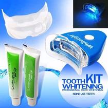 Whitelight Clareador Dental Gel Clareamento Dentes Brancos