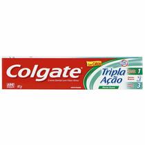 Colgate Tripla Açao 90g C/12unidades